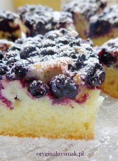 Baby Food Recipes, Cake Recipes, Food Baby, Polish Recipes, Food Cakes, Cheesecake, Menu, Sweets, Bread