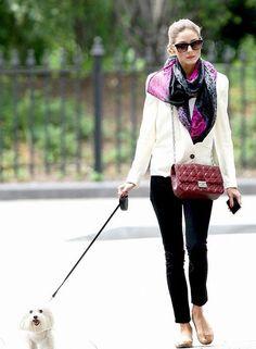 #CelebrityStreetStyle Olivia Palermo