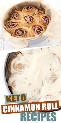 There is nothing better than a gooey cinnamon roll, even on a keto diet. The BEST Keto Cinnamon Roll Recipes. From muffins to cheesecake to actual cinnamon rolls, these 25 deliciously low carb recipes are sure to satisfy. Keto Foods, Healthy Low Carb Recipes, Low Carb Desserts, Ketogenic Recipes, Keto Recipes, Ketogenic Diet, Dessert Recipes, Cookie Recipes, Jar Recipes