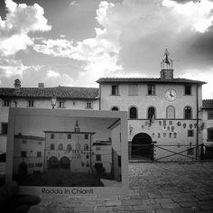 Radda in Chianti (Siena/ Tuscany/ Italy)