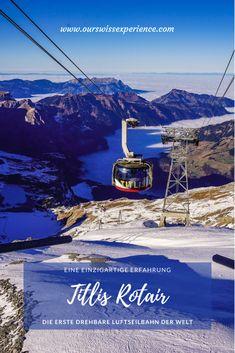 Familienerlebnis am Titlis Engelberg, Family Destinations, Amazing Destinations, Travel With Kids, Family Travel, Mount Titlis, Grindelwald, Car Station, Der Bus