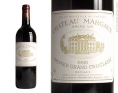 Chateau Margaux 1998 will do