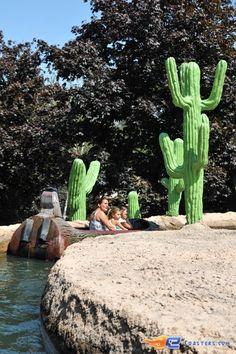 5/10 | Photo de l'attraction Cheyenne River située à La Mer de Sable (France). Plus d'information sur notre site http://www.e-coasters.com !! Tous les meilleurs Parcs d'Attractions sur un seul site web !!