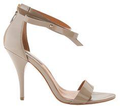 Ann Taylor Greta Patent Leather Bow Heels