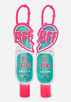 BFF Heart Anti-Bac Set