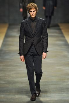 Hermès Fall 2012 Menswear Collection