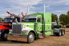Peterbilt 389, Peterbilt Trucks, Rigs, Vehicles, Car, Vehicle, Tools