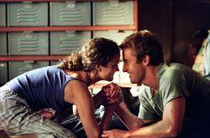 Keri Russell + Scott Speedman in Felicity