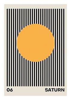Saturn Space (50x70) Graphic Art Prints, Modern Art Prints, Graphic Design Posters, Gold Poster, Buy Posters Online, Prints Online, Kunst Online, Life Poster, Beige