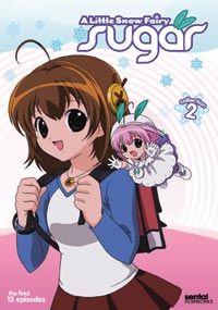 Sugar, A Little Snow Fairy DVD Collection 2 (Hyb) - Price: $13.99