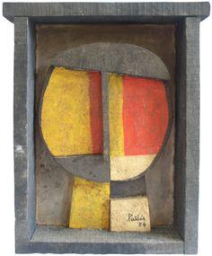Manuel Pailos Geometric Sculpture, Modern Sculpture, Sculpture Art, Found Object Art, Found Art, Art Brut, Contemporary Abstract Art, Effigy, Driftwood Art