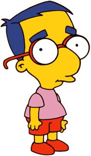 Young Milhouse