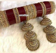 Nice Silk Bangles, Bridal Bangles, Thread Bangles, Bridal Jewelry Sets, Bridal Accessories, Bridal Jewellery, Chuda Bangles, Wedding Chura, Bridal Chuda