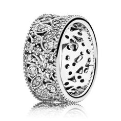 41d97bba3 ... low price pandora ring shimmering leaves with clear cz original price  black friday sale 7eac7 4ec2b ...