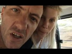 Die Antwoord taxijam.... haha wish I was there for this.