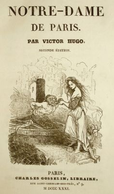 Read the opening paragraphs of Victor Hugo's Notre-Dame de Paris (The Hunchback…