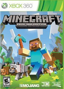 Minecraft Xbox 360 Edition - Xbox 360 GameIncludes Microsoft Xbox 360 original game disc in case and may come with the original instruction manual and cover art when available. All Xbox 360 games are
