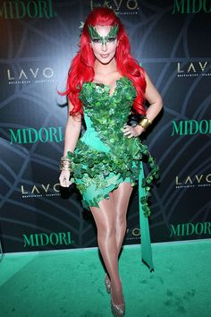 Poison ivy costume  sc 1 st  Pinterest & The Perfect Halloween Costume for Every Zodiac Sign | Pinterest ...