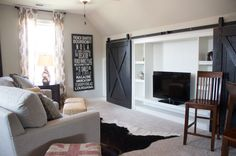 Traditional Family Room by Signature Homes
