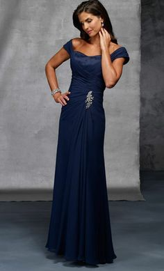 By far one of my favorites! Mother of the Groom Dresses