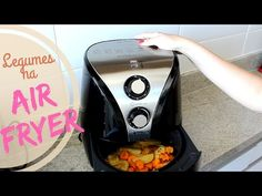 best air fryer easy to clean Air Flyer, Cooks Air Fryer, Best Air Fryers, Lunches And Dinners, Carne, Fries, Food And Drink, Low Carb, Cooking