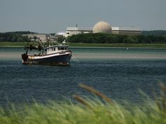 Nothing says home like the nuke plant... <3 seabrook