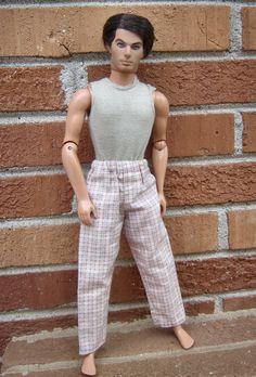 Ken Doll Clothes Patterns on Pinterest | Ken Doll, Barbie and Barbie ...
