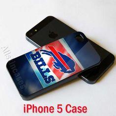 NFL Buffalo Bills American Footbal Team Logo iPhone Case for iPhone 5