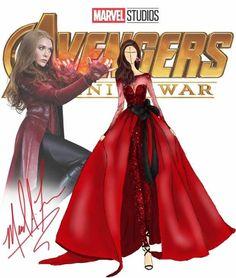 24 Marvel Costumes Reimagined As Elegant Evening Dresses Ms Marvel, Marvel Art, Marvel Dc Comics, Marvel Fashion, The Avengers, Costumes Marvel, Marvel Inspired Outfits, Marvel Dress, Avengers Outfits