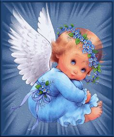 Angel's Day Angel Images, Angel Pictures, Cute Pictures, Christmas Angels, Christmas Art, Angel Clipart, Lapin Art, Angel Illustration, Angel Kids