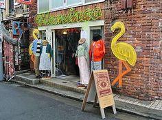 Flamingo Thrift Store in Tokyo