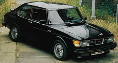 1977 Saab 99 Turbo: Stylish, Iconic. Used to think these were SO cool