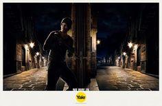 Yale Locks: Keep the uninvited out, Street