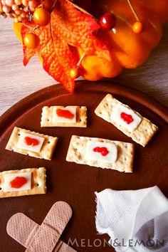 Halloween: SOS snacks   Halloween: snack SOS