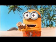 Funny Minions Short Movie - Minions Paradise On a Cruise Ship