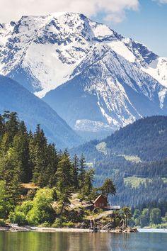 British Columbia, Canada | Pierre Leclerc