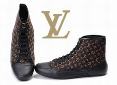 1cb7fe00c44c Louis Vuitton Men Shoes High  Louis  Vuitton  Men - Anky ❤ Brown