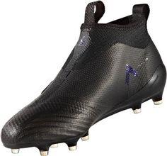 adidas ACE 17 Purecontrol FG - Black Soccer Cleats 7418ea0a5e