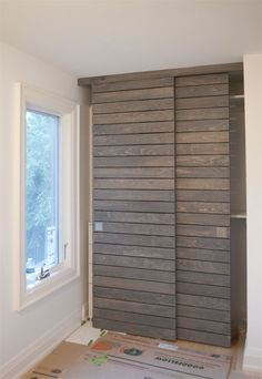 Modern #Sliding #ClosetDoor Ideas