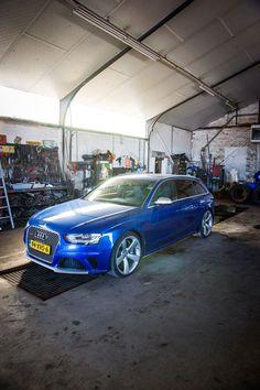 Audi automobile - fine picture