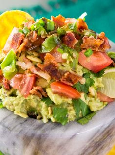 Fully Loaded Guac by