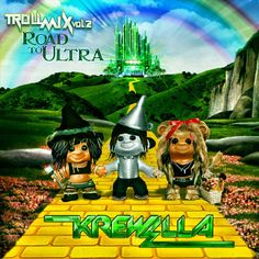 @Krewella – Troll Mix Vol. 2: Road to Ultra @edm #edm #krewella #ultra