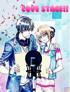Love Stage, Manga, Anime, Drawings, Manga Anime, Manga Comics, Cartoon Movies, Anime Music, Animation
