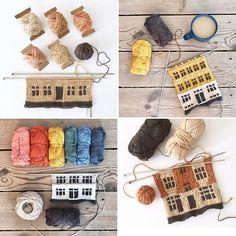 Ravelry: Copenhagen Building Blocks pattern by Jake Henzler Knitting Paterns, Loom Knitting, Knitting Stitches, Knitting Designs, Knit Patterns, Knitting Projects, Crochet Projects, Knitting Blocking, Creative Knitting