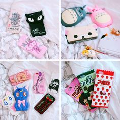nekomatahime​, cute phone cases