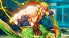 How to 'git gud' with Alex in Street Fighter V