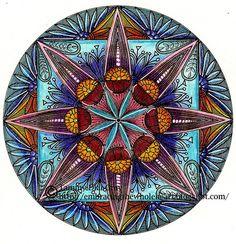 Finding Your Way Mandala
