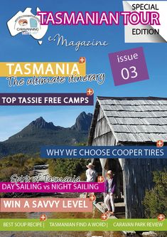 Welcome to our Tasmanian Tour Special Edition. Caravanning around Tasmania was filled with so much fun and adventure! Kids Travel Journal, Travel Journals, Free Travel, Adventure Awaits, Tasmania, Travel With Kids, Caravan, Sailing, Places To Go