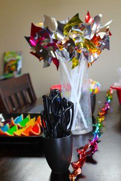 Rainbow & Yo gabba gabba birthday Party!