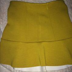 NWT Forever 21 Miniskirt NWT miniskirt with flare out at bottom Forever 21 Dresses